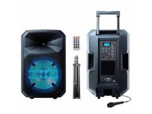 Amplificateur et lumière